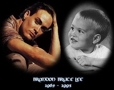 Brandon Bruce Lee